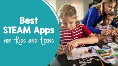 STEAM apps