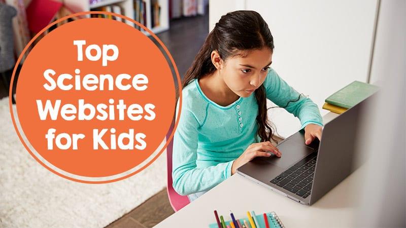 Best Science Websites for Elementary School