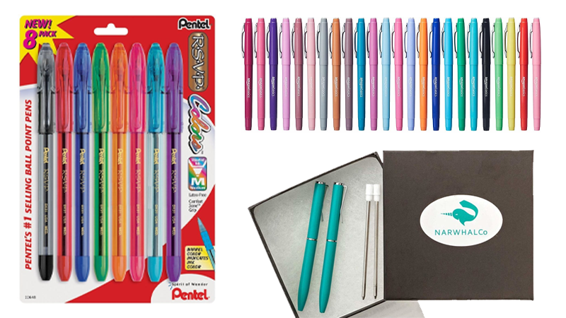 The Best Teacher Pens For Grading Scribbling Or Late Night