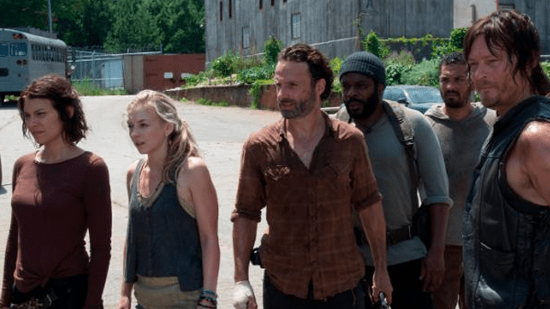 Teaching Is Like the Walking Dead