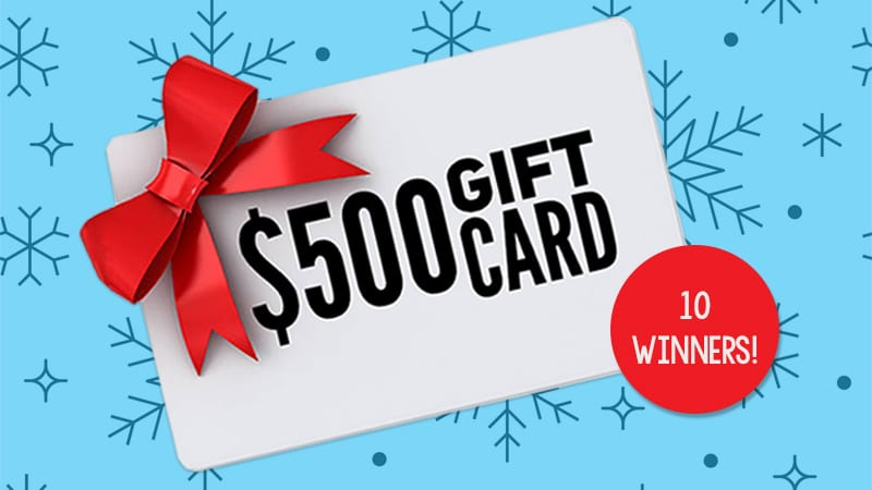$500 Walgreens Gift Card Giveaway