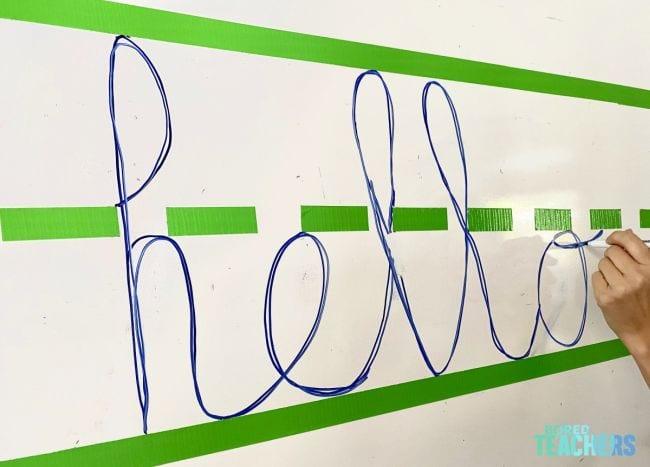 Washi Tape Ideas Bored Teachers