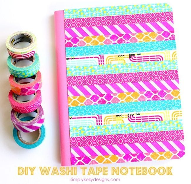 Washi Tape Ideas Simply Kelly