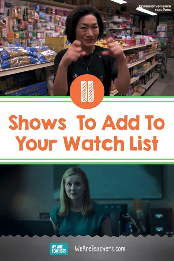 11 Shows The WeAreTeachers Staff Is Binge-Watching Right Now
