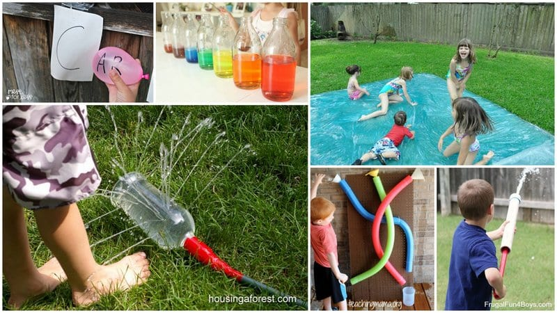 The 33 Best Water Activities for Fun and Learning | WeAreTeachers