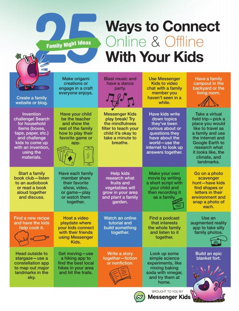 25 Fun Family Night Ideas