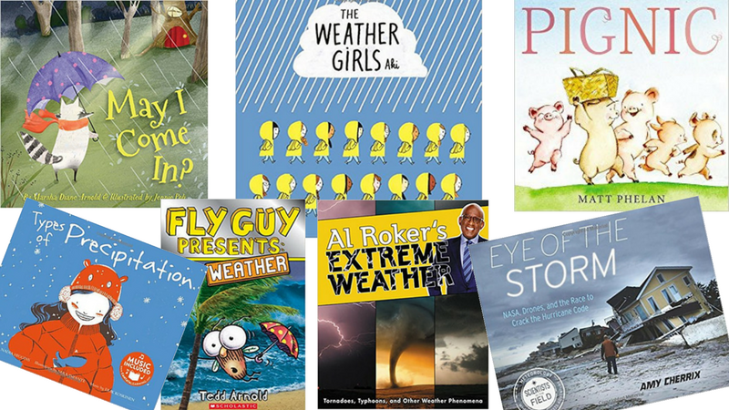 Best Weather Books for Kids