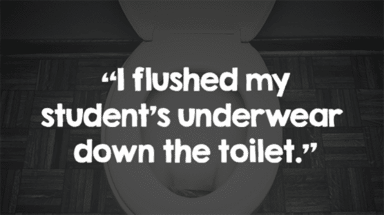 24 Epic Teacher Fails You Won't Dare to Share in the Faculty Lounge