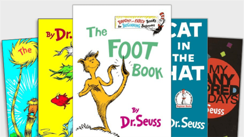 Dr. Seuss Activities to Go With Each of His Beloved Classics