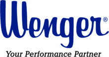 """Wenger logo with tagline, """"Your Performance Partner"""""""