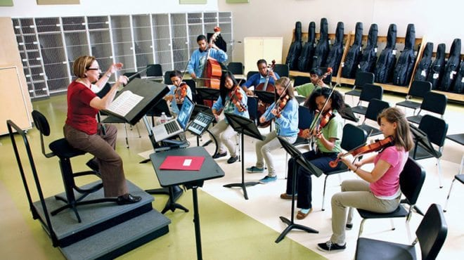 School Music Program Improvements to Make This Year