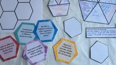 What Is Hexagonal Thinking