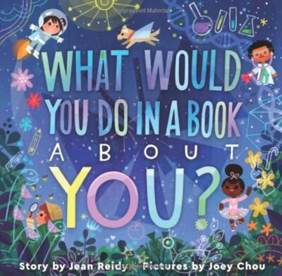 Cover of What Would You Do in a Book About You - Graduation Books