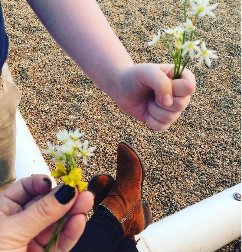 When You Get a Recess Bouquet - Unexpected Teacher Perks