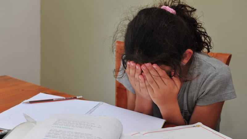 When a Student Won't Write