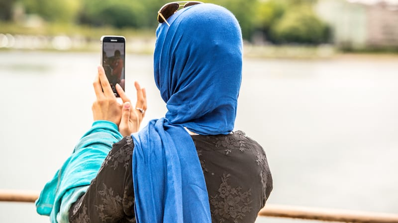 Why I'm Talking to My Students About My Headscarf
