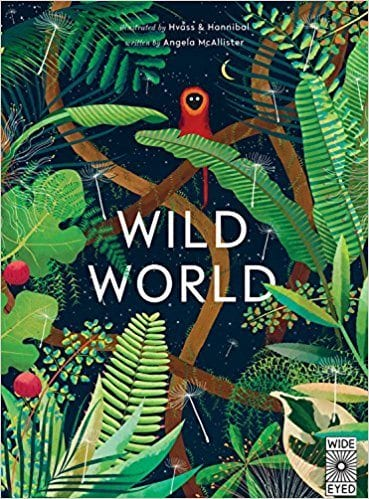 Book cover for Wild World