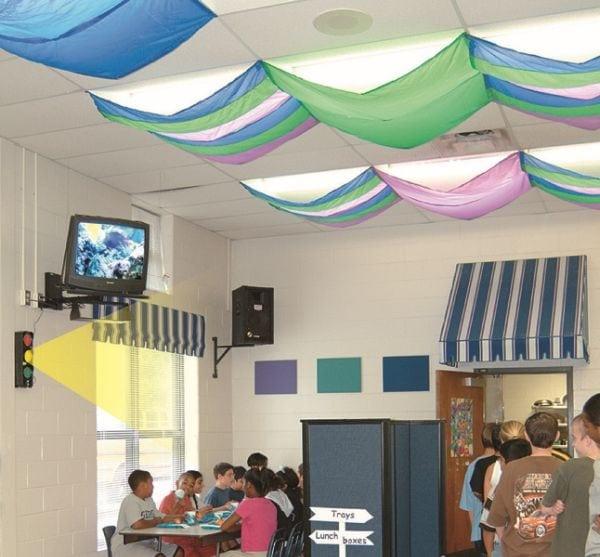 Windowless Classroom Light Filters