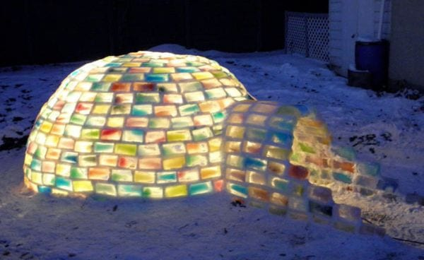 Winter Science Igloo Science Buddies