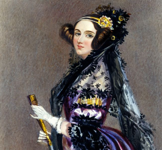 Women Scientists Ada Lovelace