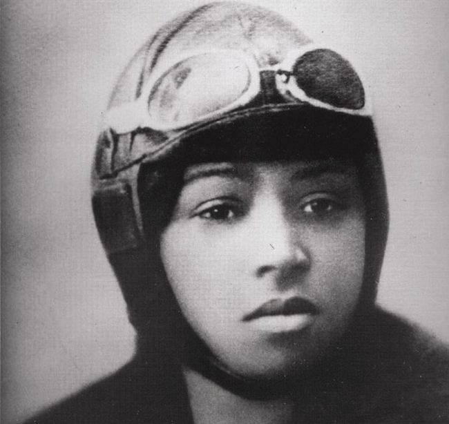 Women Scientists Bessie Coleman