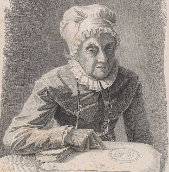 Women Scientists Caroline Herschel