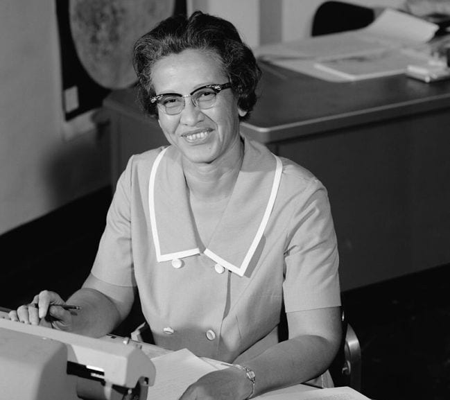 Women Scientists Katherine Johnson