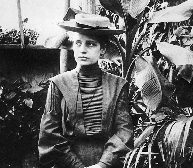 Women Scientists Lise Meitner