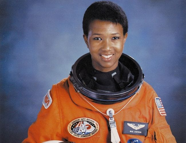 Women Scientists Mae Jemison