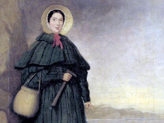 Women Scientists Mary Anning
