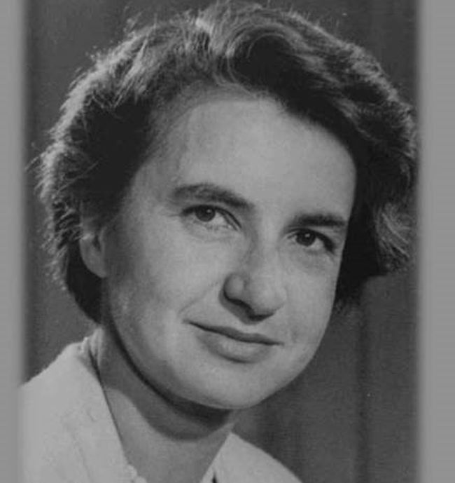 Women Scientists Rosalind Franklin