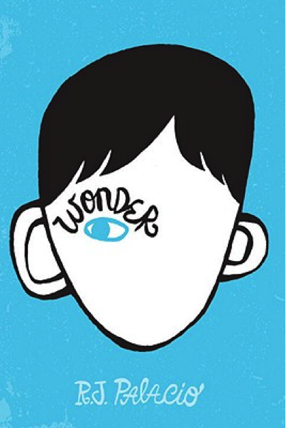Wonder Book Cover - Popular Kids Books