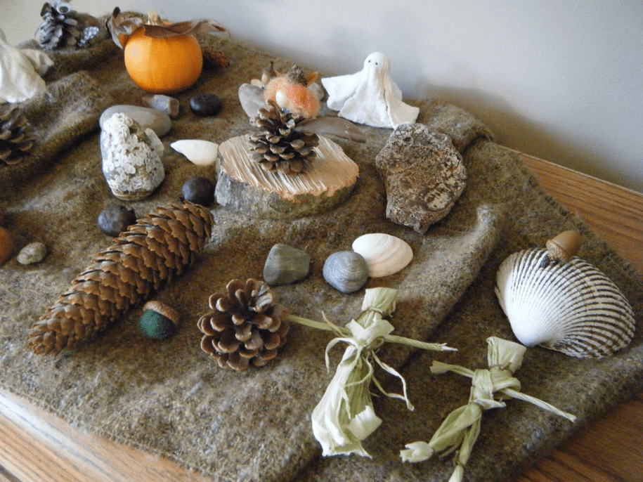 Nature Table Must-Have Spaces That Foster Creativity