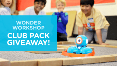 The Start Your Own Robotics Club Ultimate Giveaway
