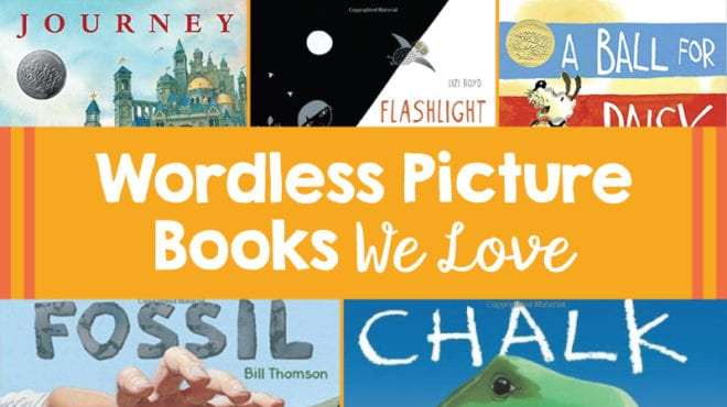 The Best Wordless Picture Books For Classroom