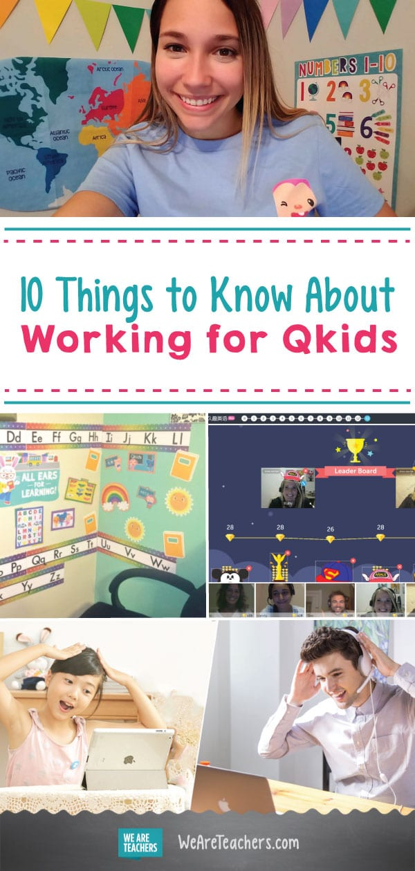 10 Things to Know About Working for Qkids