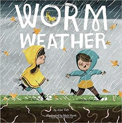 Book Cover for Worm Weather