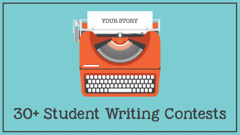 writing contests for kids 2019