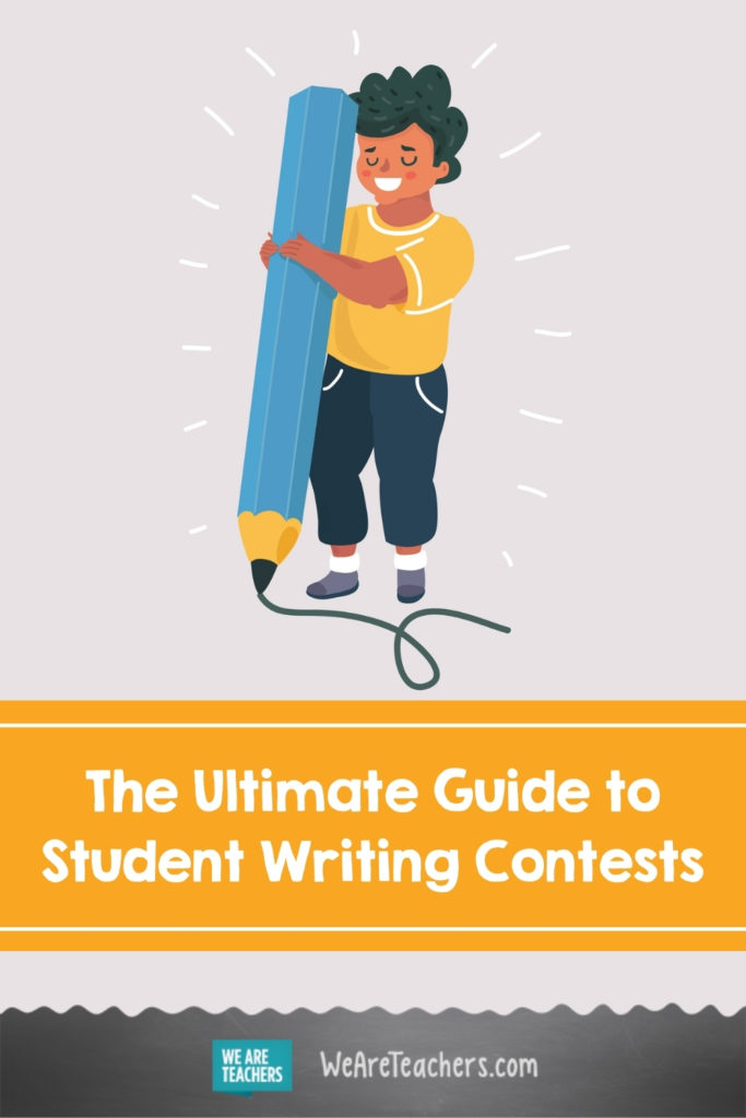 The Ultimate Guide to Student Writing Contests