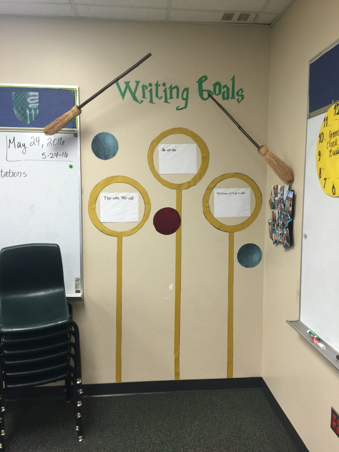Harry Potter Bulletin Boards That Even Muggles Can Pull Off