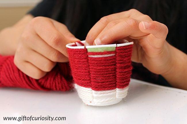 Yarn Crafts Gift of Curiosity