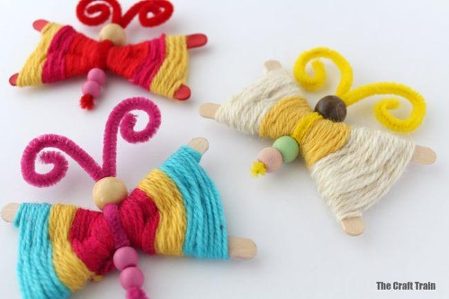 Yarn Crafts The Craft Train