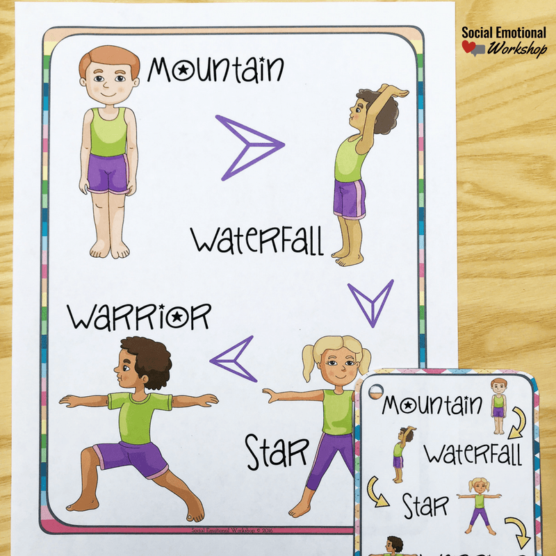 Social-Emotional Activities for Preschool and Kindergarten