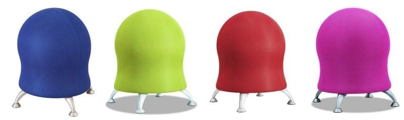 Zenergy Ball Chairs in a variety of colors (Flexible Seating Options)