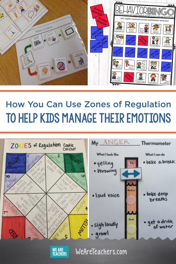 What Are the Zones of Regulation, and How Can I Use Them to Help Kids Manage Their Emotions?