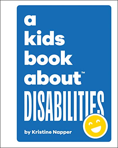 Book cover for A Kids Book About Disabilities