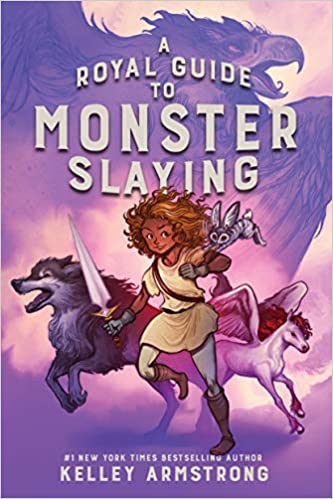 Book cover for A Royal Guide to Monster Slaying