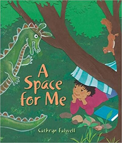 Book cover for A Space for Me