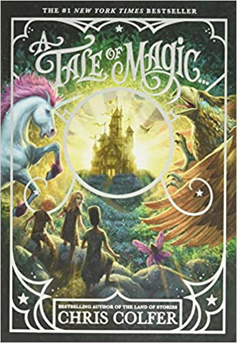 Book cover for A Tale of Magic
