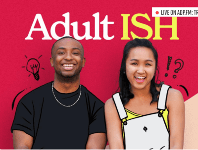 Adult ISH podcast for youth